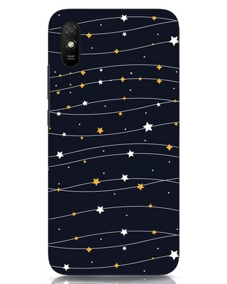 Shop Stary Xiaomi Redmi 9A Mobile Cover-Front