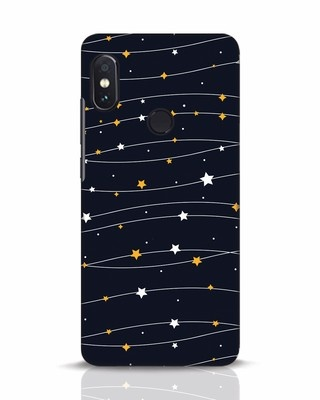 Shop Stary Xiaomi Redmi Note 5 Pro Mobile Cover-Front