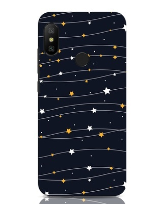 Shop Stary Xiaomi Redmi Note 6 Pro Mobile Cover-Front
