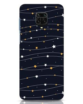 Shop Stary Xiaomi Redmi Note 9 Pro Mobile Cover-Front