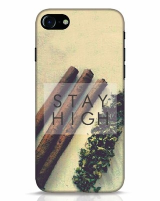 Shop Stay High iPhone 7 Mobile Cover-Front