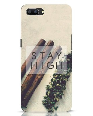 Shop Stay High Realme C1 Mobile Cover-Front