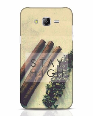 Shop Stay High Samsung Galaxy J7 Mobile Cover-Front