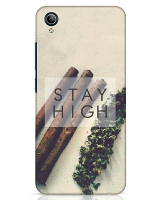 Shop Stay High Vivo Y91i Mobile Cover-Front