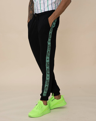 Shop Stay Wild Fleece Joggers-Front