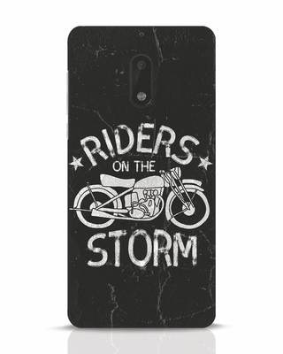 Shop Storm Rider Nokia 6 Mobile Cover-Front