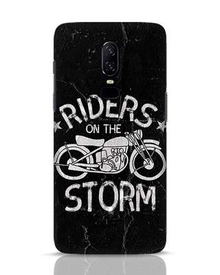 Shop Storm Rider OnePlus 6 Mobile Cover-Front