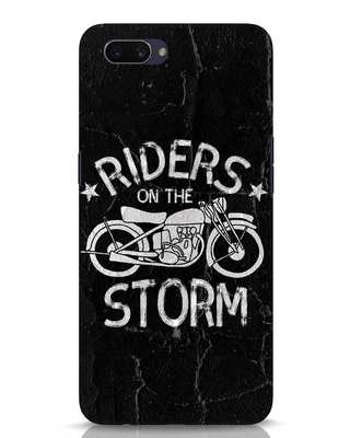 Shop Storm Rider Oppo A3S Mobile Cover-Front