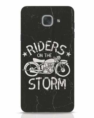 Shop Storm Rider Samsung Galaxy J7 Max Mobile Cover-Front