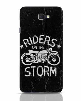 Shop Storm Rider Samsung Galaxy J7 Prime Mobile Cover-Front