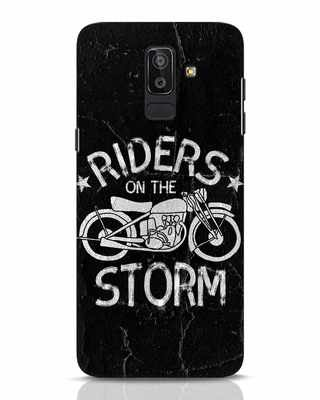 Shop Storm Rider Samsung Galaxy J8 Mobile Cover-Front