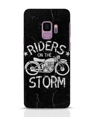 Shop Storm Rider Samsung Galaxy S9 Mobile Cover-Front