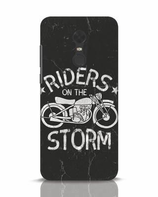 Shop Storm Rider Xiaomi Redmi Note 5 Mobile Cover-Front
