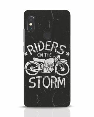 Shop Storm Rider Xiaomi Redmi Note 5 Pro Mobile Cover-Front