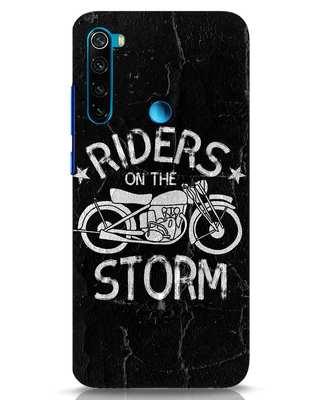 Shop Storm Rider Xiaomi Redmi Note 8 Mobile Cover-Front