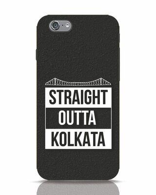 Shop Straight Outta Bengal iPhone 6s Mobile Cover-Front