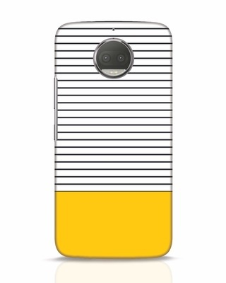 Shop Stripes And Block Moto G5s Plus Mobile Cover-Front