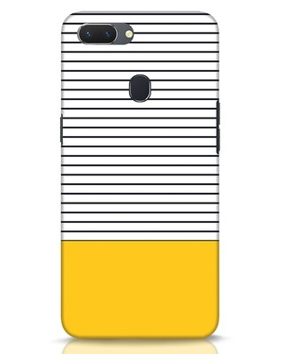 Shop Stripes And Block Realme 2 Mobile Cover-Front