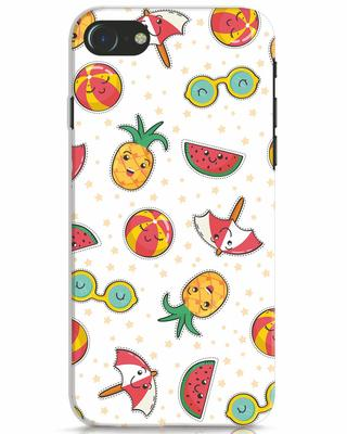 Shop Summer Is Coming iPhone 7 Mobile Cover-Front