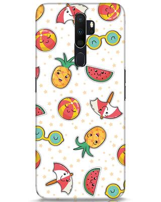 Shop Summer Is Coming Oppo A5 2020 Mobile Cover-Front