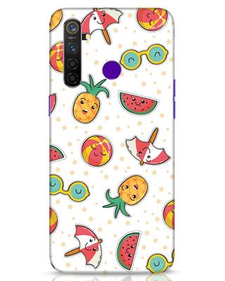 Shop Summer Is Coming Realme 5 Pro Mobile Cover-Front