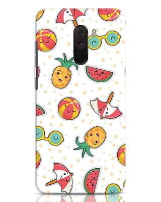 Shop Summer Is Coming Xiaomi POCO F1 Mobile Cover-Front