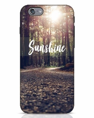 Shop Sunshine iPhone 6 Mobile Cover-Front