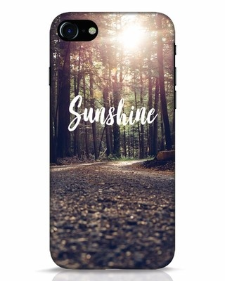 Shop Sunshine iPhone 7 Mobile Cover-Front
