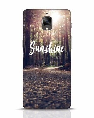 Shop Sunshine OnePlus 3 Mobile Cover-Front