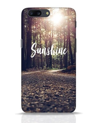 Shop Sunshine OnePlus 5 Mobile Cover-Front