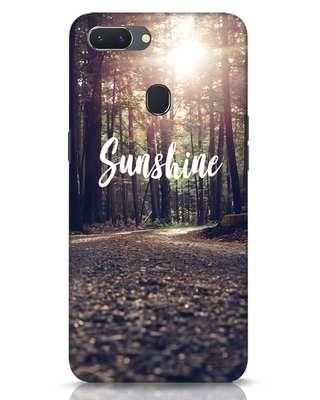 Shop Sunshine Realme 2 Mobile Cover-Front