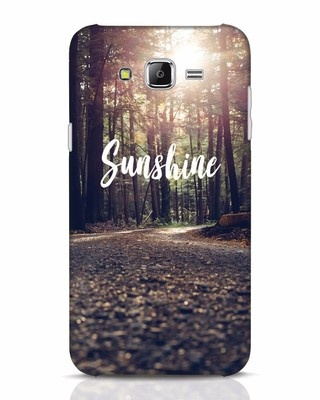 Shop Sunshine Samsung Galaxy J7 Mobile Cover-Front