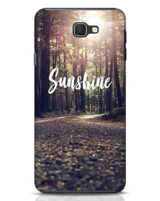 Shop Sunshine Samsung Galaxy J7 Prime Mobile Cover-Front