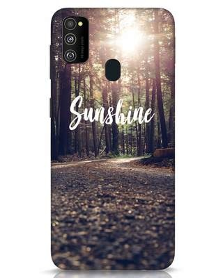 Shop Sunshine Samsung Galaxy M30s Mobile Cover-Front