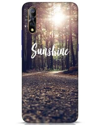 Shop Sunshine Vivo S1 Mobile Cover-Front
