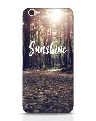 Shop Sunshine Vivo V5 Mobile Cover-Front