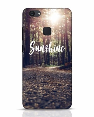 Shop Sunshine Vivo V7 Plus Mobile Cover-Front