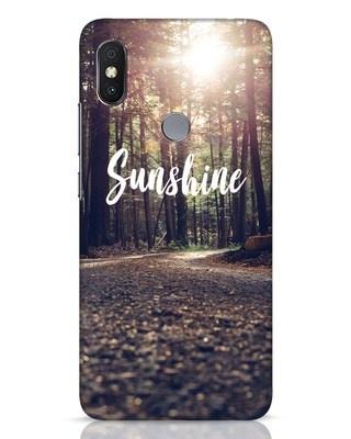 Shop Sunshine Xiaomi Redmi Y2 Mobile Cover-Front