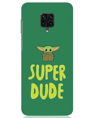 Shop Super Dude Xiaomi Poco M2 pro Mobile Cover-Front