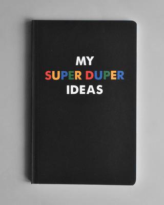 Shop Super Duper Soft Bound Notebook-Front