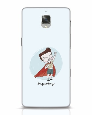 Shop Superboy OnePlus 3T Mobile Cover-Front