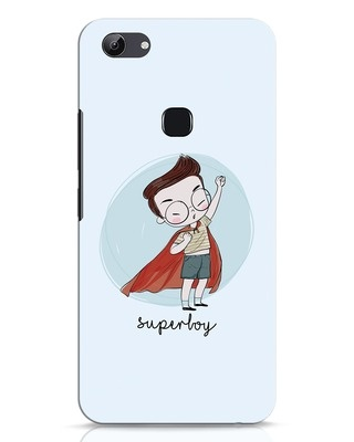 Shop Superboy Vivo Y83 Mobile Cover-Front
