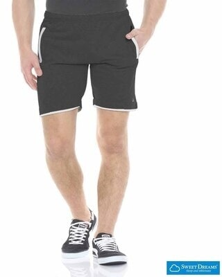 Shop Sweet Dreams Mens Colour block shorts-Front