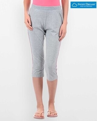 Shop Sweet Dreams Womens Lounge Capri-Front