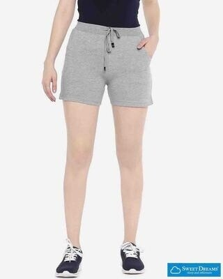 Shop Sweet Dreams Womens Workout buddy shorts-Front