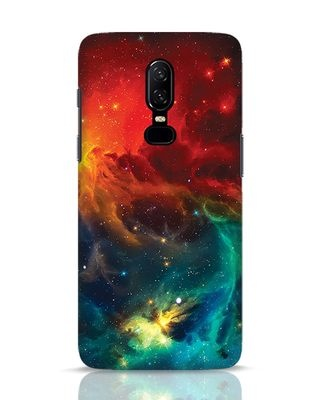 Shop Swirl OnePlus 6 Mobile Cover-Front