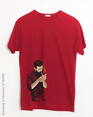 Shop Taking A Break Half Sleeve T-Shirt-Front