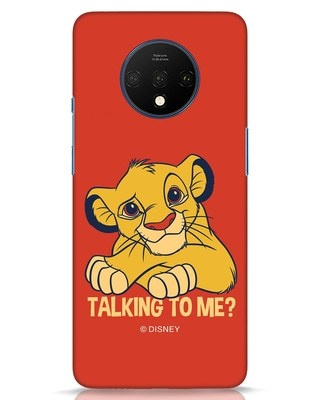 Shop Talking To Me OnePlus 7T Mobile Cover-Front
