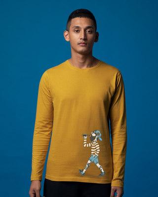 325af5583 Full Sleeve T Shirts - Buy Full T Shirt for Men Online India | Bewakoof