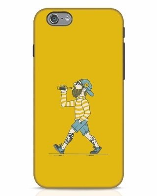 Shop Talli Boy iPhone 6 Mobile Cover-Front